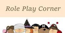 Role Play Corner / EYFS role play ideas