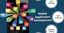 Mobile Application Development / Web Crayons Offers you an inhouse programming team to help you develop all the latest mobile softwares and applications with high efficiency.