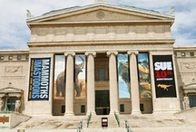 Museums / Whether small and unique or world-class, the museums in Northern Illinois should not be missed!