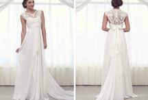 Finding a dress  / by Jessica Heenan