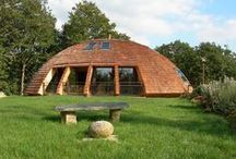 Unusual Homes / Strange and unusual homes from around the world.