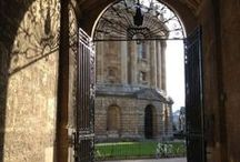 Oxford, England / Some wonderful images of Oxford in all its glory.