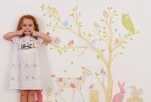 Children's Nurseries / Some beautiful nursery and children's play room ideas for your home.
