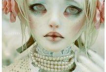 art dolls / by Holly Lavida