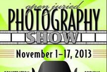 Photography Show / Open Juried/ November 1-17