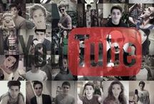 Youtubers / Youtubers, go check them all out! / by Ceris Mowbray