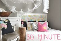 Guest Rooms / Here are some inspiring images to revamp your guest rooms!