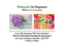 Spring Classes 2014 / Art Classes