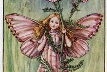 flowers fairies / by emre aksu