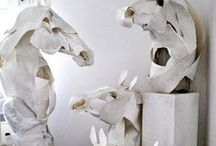 Inspiration: Paper in Art