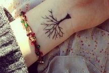 My First Tattoo Would Be a Tree