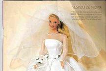 des poupées vêtements de Barbie / by angeline laulan
