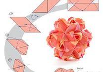 avec du papier : origami , pliages / by angeline laulan