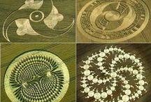 Mysterie van de graancirkels - Mystery of cropcircles / Graancirkels over de hele wereld - Cropcircles around the world
