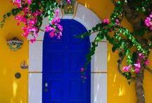 DOORS, WALLS, WİNDOWS / WORLD TOUR / by emre aksu