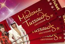 Madame Tussaud / Wassen beeldenmuseum Tussaud - Wax figures at Madame Tussaud