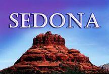 Sedona, USA / God created the Grand Canyons, but He lives in Sedona