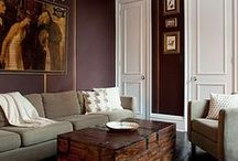 2015 Color of the Year - Marsala / Get inspired by Marsala and dare to use it in your home decor.