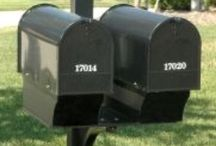 Multiple Mailbox Units