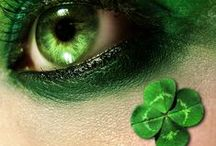 4 all of you! May it bring you lots of luck / Klavertjes 4 ~~~~ Lucky clovers