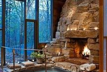 Unique Fireplaces