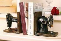 Zarážky pro naše knihy ... / Knihy ...
