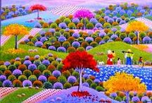 Naive and Folk Art Worldwide