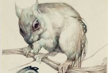 Inspiration: Animal Kingdom Art