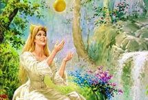 Once upon a Time.... / ✿ ❀ ❁ Nobody is ever too old for Fairytales! ✾ ✽ ❃