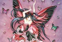 Nene Thomas / The  wonderful art of Nene Thomas will take you into a world of magic and mystery!