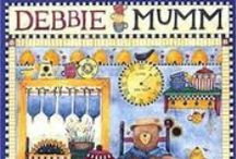 Debbie Mumm / ♥♥For over 25 years, Debbie Mumm has been delighting millions with her warm, beautiful and whimsical watercolor paintings, E-cards and quilts!♥♥