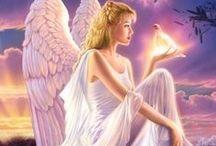 -`ღ´- Angelic Muses -`ღ´- / Just because you can't see your Angels it doesn't mean that they aren't there! ღ