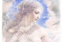♡♡♡ Aphrodite ♡♡♡ /  The Goddess of love, beauty and sexuality in artwork worldwide