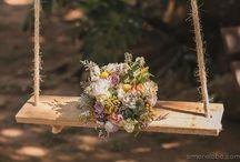 Casamento no Campo / Inspirações para quem sonha em casar pertinho da natureza.