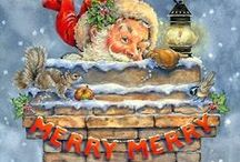 ✨☃  Kerst 2016 ~ Christmas 2016 ☃✨ / Peace on Earth, good will to men, kind thoughts and words of cheer, are things we should use often and not just once a year.~ Norman Wesley Brooks