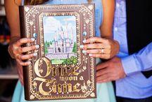 Disney Wedding - Casamento Disney / Para quem sempre sonhou em casar com um tema da Disney