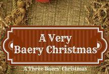 A Very Baery Christmas / The Three Baers Christmas book