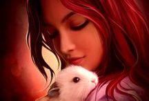 ♡♡  Tederheid ~ Tenderness ♡♡ / Er is geen charme gelijk aan de tederheid van het hart. ~~There is no charm equal to the tenderness of heart.  Jane Austen