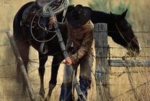 My Wild West Heart / All things cowboys and American west