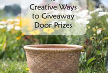 Creative Ways to Giveaway Prizes