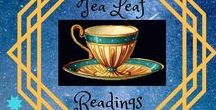 Tassomancy Mysteries / Mystery short stories featuring a tea leaf reader in a mobile food truck.