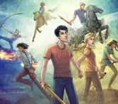 Percy Jackson & The Gods / Seven half-bloods shall answer the call, To storm or fire, the world must fall, An oath to keep with a final breath, And foes bear arms to the Doors of Death