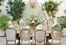 table arrangements and florals / by Jessica Stylianou