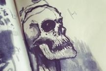 Sketches / Random sketches from around the web