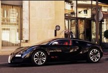 Luxury Cars / Money can't buy happiness, but driving these would keep anyone smiling / by Yvetta