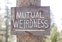 All things weird