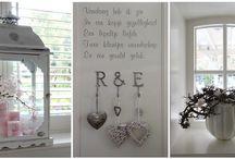 Home: Woondecoratie / by Samantha Kolk