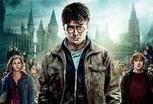 Harry Potter / by Bryanna Jones