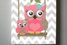 ((((my favorite OWLS!!!!!!!! / Los búhos me encantan desde que era una niña tengo todo tipo de accesorios, blusas, cogines, cuadros, pinturas etc de owls son los mejores mis FAVORITOS !!!!!!! / by Ing. Nataly Elisabeth🌼