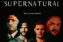 Crowley's Denim-wrapped Nightmares / Supernatural all the time.  SPN crossovers will be in the Fandom board.  In the (halted!) process of reorganizing into season boards. Please, bear with me! / by Karissa C